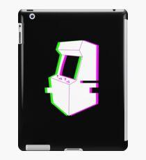 Retro Glitch Arcade Machine iPad Case/Skin