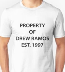 Property of Drew Ramos T-Shirt
