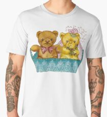 A Beary Nice Wedding Men's Premium T-Shirt