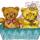 A Beary Nice Wedding by Hajra Meeks
