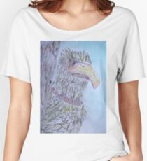 Eric the Eagle Women's Relaxed Fit T-Shirt
