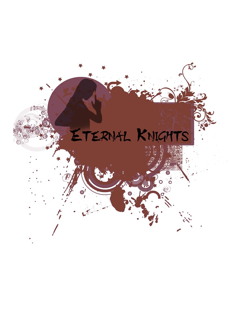 Eternal Knights Martial Arts III Design by TrinityCreed