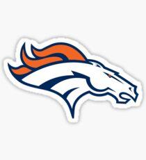 Denver Broncos Sticker