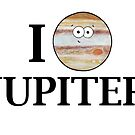 I Heart Jupiter by Adrienne Body