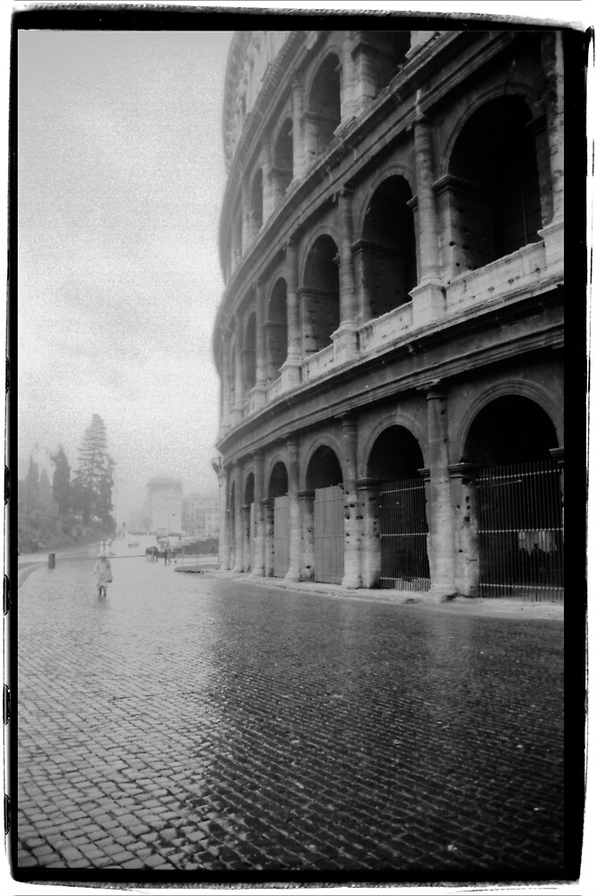 Colosseo by Tony Cicero