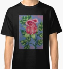 Pretty Rose in Pink Classic T-Shirt