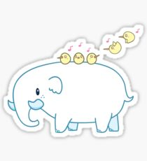 Little Lephant Sticker