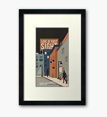 John Mulaney - Love at First Sight Framed Print