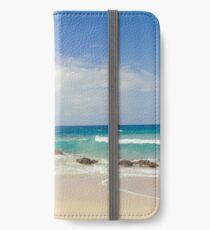 Ironwoods Beach, Maui iPhone Wallet/Case/Skin