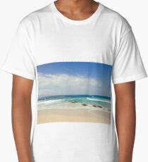 Ironwoods Beach, Maui Long T-Shirt