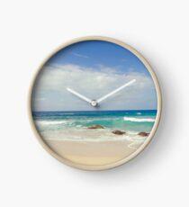 Ironwoods Beach, Maui Clock