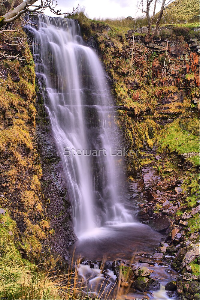 Force Gill Waterfall by Stewart Laker