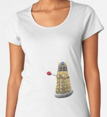 An Apple a Day Keeps the Doctor Away Women's Premium T-Shirt