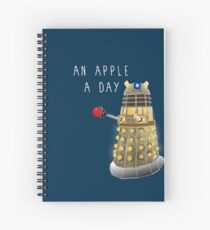An Apple a Day Keeps the Doctor Away Spiral Notebook