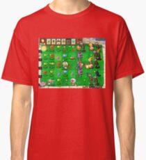 Nintendo vs Zombies Classic T-Shirt