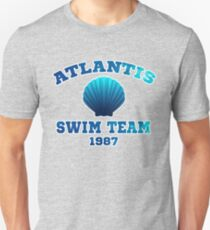 Atlantis Swim Team Unisex T-Shirt