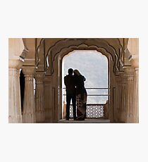 Lovely India Photographic Print