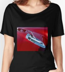 1957 Chevy Nomad hood ornament Women's Relaxed Fit T-Shirt
