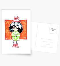 Cozy Fluff (A Tina G. Original) Postcards