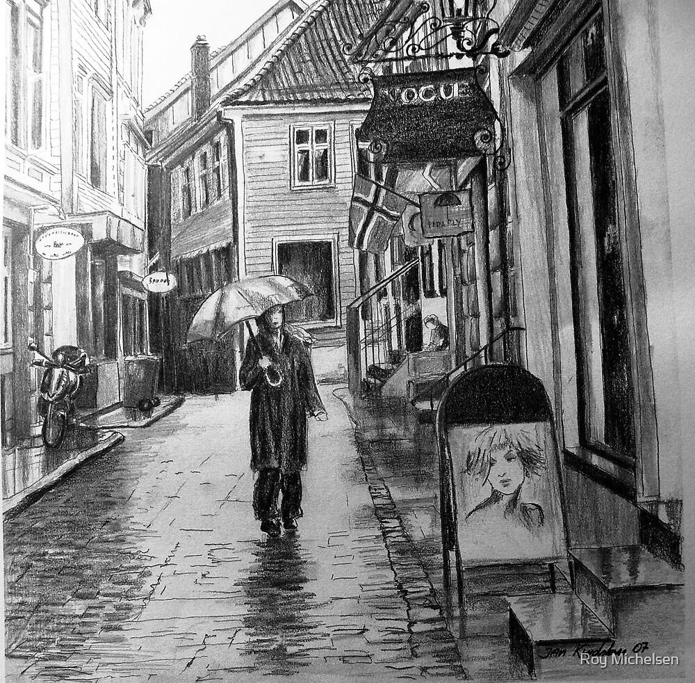 Bergen by Roy Michelsen