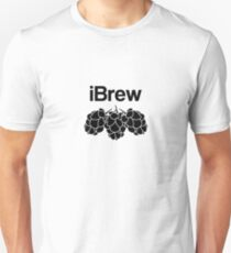 iBrew Craft Beer Home Brew Hops  Unisex T-Shirt