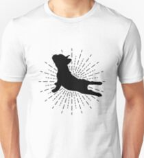 Yoga Upward Dog Pose - Funny Dog lovers  Unisex T-Shirt