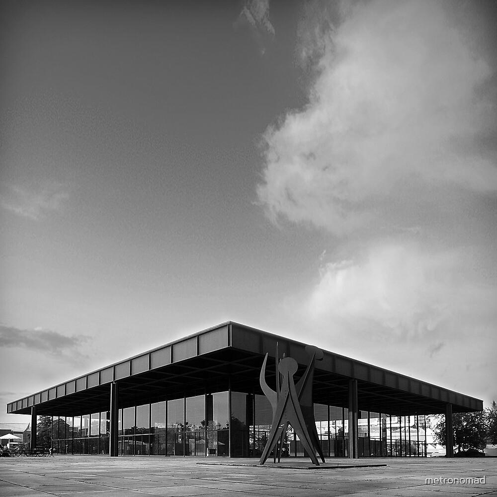 Neue Nationalgalerie by metronomad
