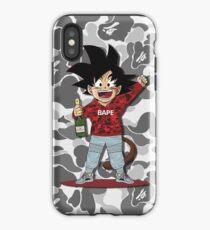 Goku Blanc Coques Et Skins Adhésives Pour Iphone Xsxs Max