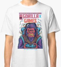 Gorilla Games - 90's Style Classic T-Shirt