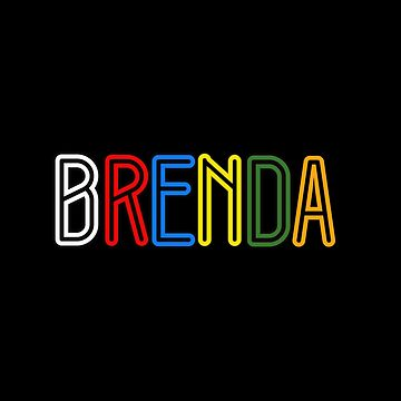 Brenda - Your Personalised Products by Wintoons