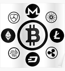 Crypto Currencies  Poster