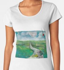 Unspoken Path Women's Premium T-Shirt