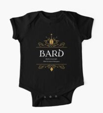 DnD Bards Bard Dungeons and Dragons Inspired D&D Kids Clothes