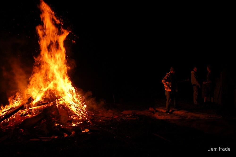 Bonfire by Jem Fade