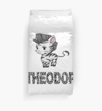 Zebra Theodor Duvet Cover