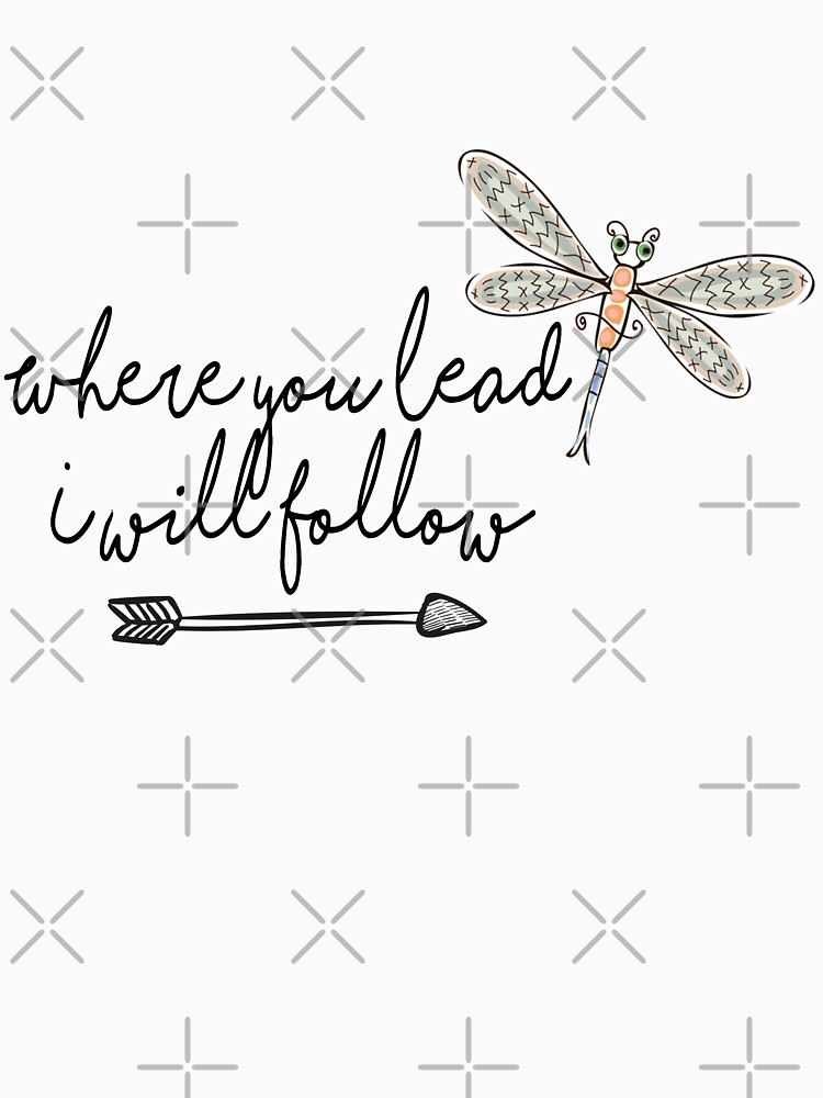 Where You Lead
