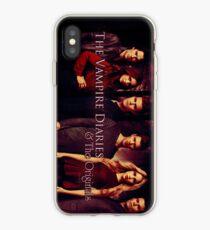 The vampire diaries-the originals iPhone Case