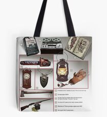 EVIL CATALOUGE OF THE DEAD!!! Tote Bag