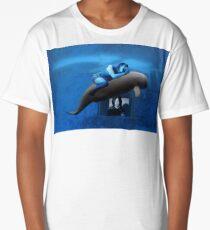 Having Porpoise Long T-Shirt