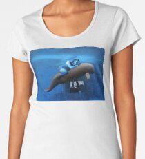 Having Porpoise Women's Premium T-Shirt