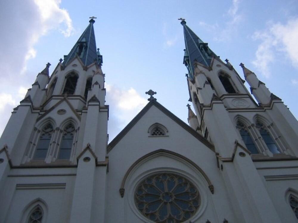 Savannah Church by Magnoliadorn