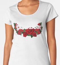 Blackbear [w/ Rosebushes 2] Women's Premium T-Shirt