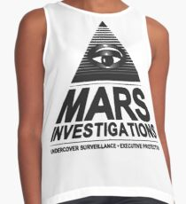 Mars investigation Sleeveless Top