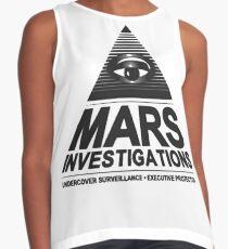 Mars-Untersuchung Ärmelloses Top