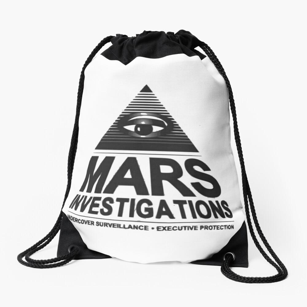 Mars-Untersuchung Turnbeutel