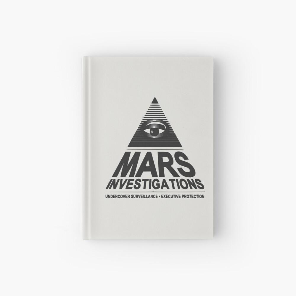 Mars-Untersuchung Notizbuch