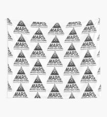 Mars investigation Wall Tapestry