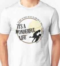 It's a Wonderful Life Movie Unisex T-Shirt