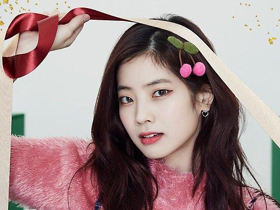 Dahyun Heart Shaker Twice Photographic Prints By Yeongwonhikpop