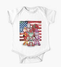 "Robobot ""Off to Mars"" / Robobot Team / USA / United States Kids Clothes"